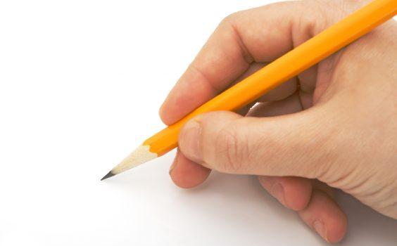 鉛筆のはなし